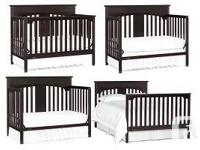Hello , I bought this Graco Lauren Convertible Crib