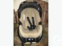 Features: Helps protect rear-facing infants from 5-22