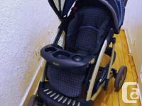 This stroller has numerous good conceptualizes,