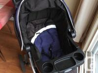 Graco Snugride 30 Stroller And Infant Car Seat The