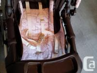 This stroller is from smoke and pet free home. Not used