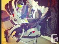 I'm selling my gently used graco travel system the