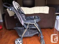 Stroller only, not selling car seat. In good condition,