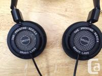 Excellent sounding open backed headphones for any