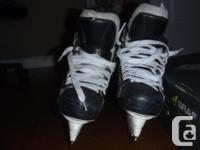 Graf Supra 735 hockey skates,with quick change