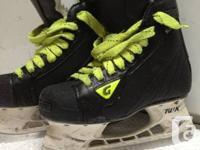 Graff youth skates   Model 535s Supra Size 1.5  Have