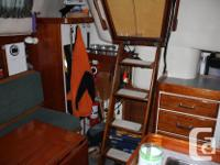 Built in 1973 this aft cabin vessel has seen many
