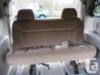 Make Dodge Model Grand Caravan Year 1996 Rear seat ,