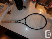 "Graphite Pro Kennex tennis raquet L2... 4 1/4"" L comes"