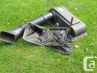 Grass catcher bagger for lawn tractor, should fit any