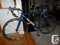 Selling an adult size 14 speed road bike in almost new