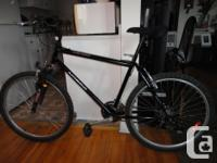 Selling an adult size NORCO mountain bike in great