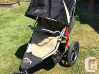 Bob Revolution stroller in fantastic condition (was
