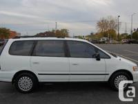 Make Honda Model Odyssey Year 1996 Colour White kms