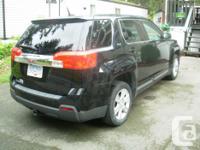 Make GMC Year 2010 Colour BLACK kms 123500 Trans