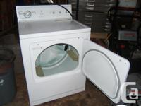KENMORE DRYER , VERY CLEAN AND IN PERFECT RUNNING