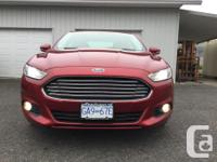 Make Ford Model Fusion Year 2013 Colour Ruby Red