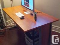 Desk was over $200 originally. I bought it because it