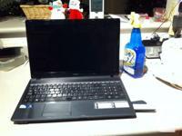 Hi, I'm selling a mint condition laptop computer, it