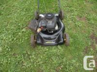 looking for a good push mower well look no further new