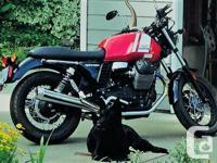 Make Moto Guzzi Model V7 Year 2016 kms 886 MOTO GUZZI