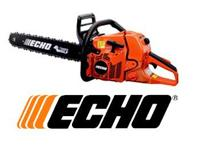 Great promos on now on new Husqvarna, Stihl and Echo