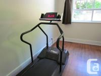I am selling this great star trac treadmill that is for