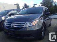 2012 Honda Odyssey EX-Res  Stock 8759QL  Grey
