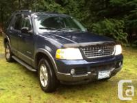 Make Ford Model Explorer Limited 4x4 Year 2004 Colour