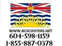 BC SCOOTERS PREMIUM TOP QUALITY DAYMAK E BIKES