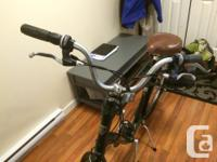 """$375 for a used but good condition Trek """"Pure"""" cruiser"""