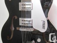 This beautiful Gretsch is in perfect 'as new' condition