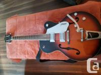 125th anniversary version G5120 hollowbody Gretsch.