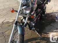 Make Suzuki Model Boulevard Year 2014 kms 10260 Grey