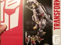 Masterpiece Grimlock. Toys R Us special. available for