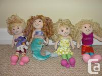 Tons of Groovy Girl Stuff to play with: 3 dolls, 1