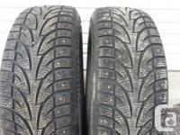 set of four Snow Tires winter-claw extreme they are