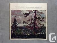 """""""The McMichael Conservation Collection"""" book,"""