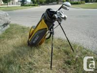 Collection Of Kids Golf Clubs (Kidseeker by Pinseeker