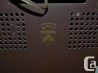 Grundig-Majestic stereo radio version 4079. This radio