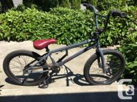 GT Performer 20 BMX. Like new condition, used only 3