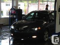 Mazda 3, GT 2009 sedan with 98,000 km for sale asking
