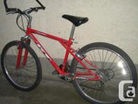 GT - Palomar with 26 inch tires This bike, like all the