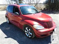 Make Chrysler Model PT Cruiser Year 2003 Colour RED