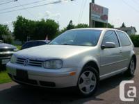 Make. Volkswagen. Version. Golf. Year. 1999. Colour.