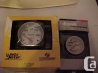 I have one water Gauge Iequus 2 inch gauge new in the