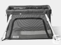 Guava Family Lotus Travel Crib and accessories - never for sale  Ontario