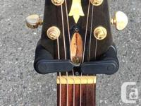This is a beautiful Guild D30 BLD Acoustic dreadnought