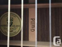 Je vends mon Guild GAD - 50 guitare acoustique , état