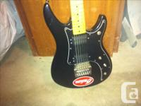 1. Peavey Predator 'Indian Guitar' electric (this is a